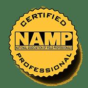 NAMP Certified Badge